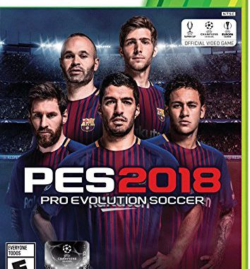 PES2018 Review