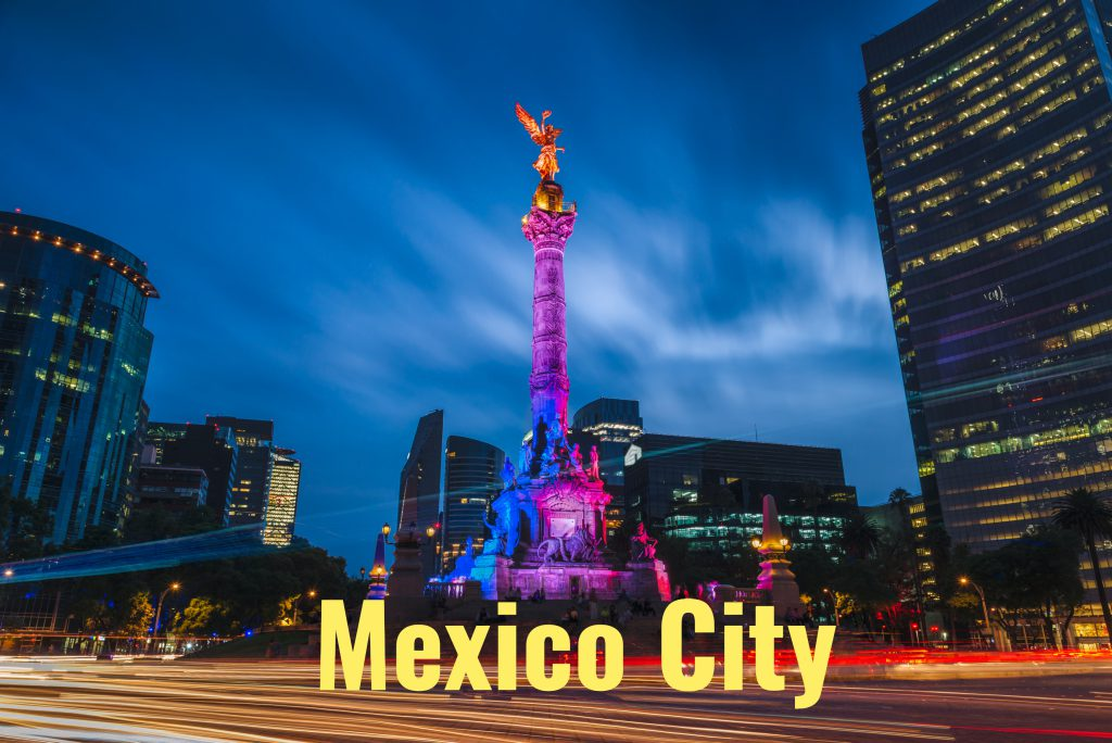 Venue of the week Mexico City